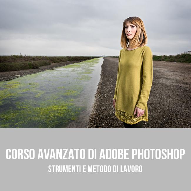 Corso Avanzato di Adobe Photoshop a Bari - Puglia