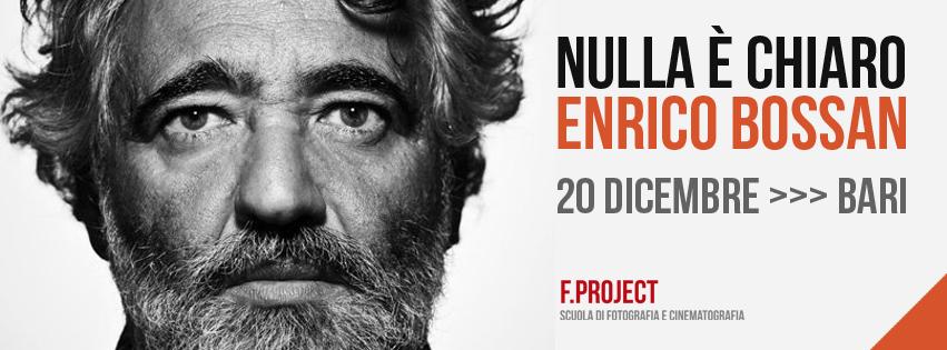 Enrico Bossan - 20 dicembre Bari fb