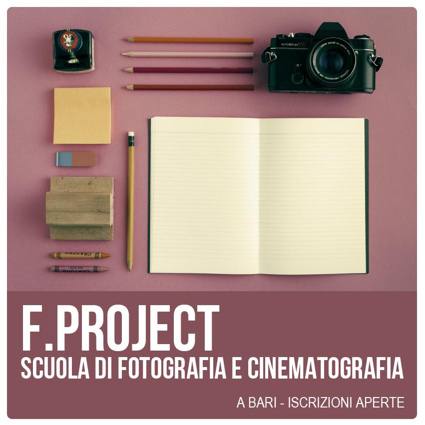 Scuola di Fotografia BARI Aperte iscrizioni 2014 2015