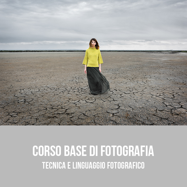 Corso base di Fotografia tecnica e linguaggio a Bari - Puglia
