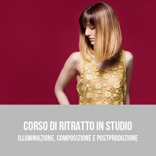 Corso di Ritratto in Studio a Bari - Puglia