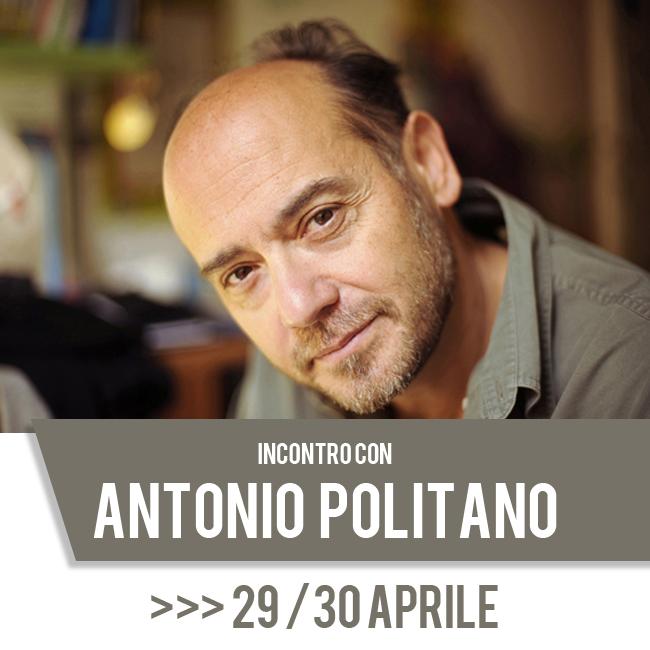 Antonio Politano - aprile 2015 F.project Bari