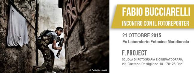 Fabio Bucciarelli - 21 ottobre F.project Bari