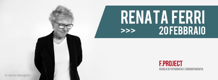 Renata Ferri - Fproject facebook event 20 febbraio