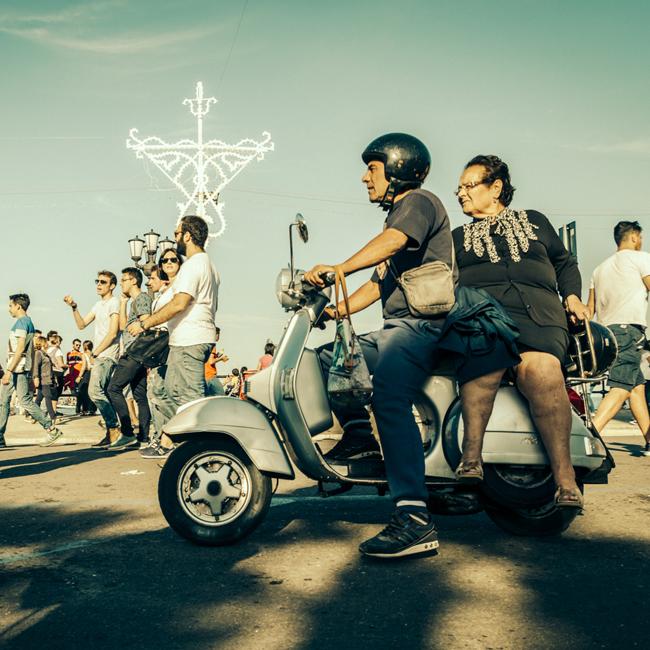 Corsi annuali di fotografia a Bari ph. Daniele Ballotta