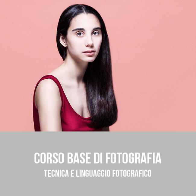 Corso di base Fotografia - tecnica e linguaggio fotografico a Bari - Puglia