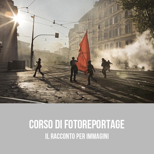 Corso di Reportage e fotogiornalismo a Bari Puglia
