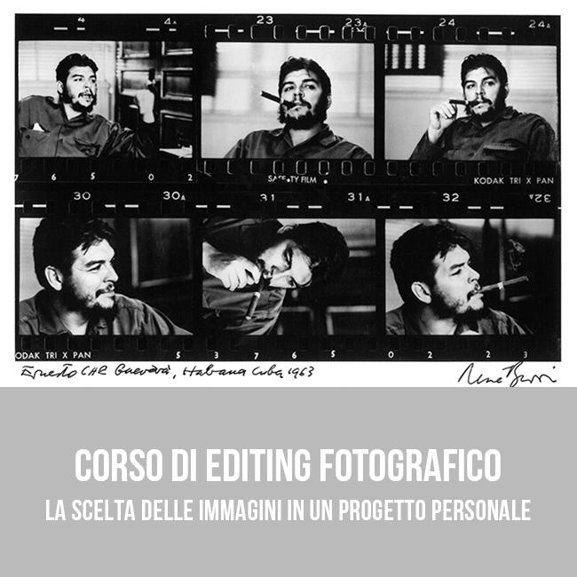 Corso di Editing fotografico a Bari