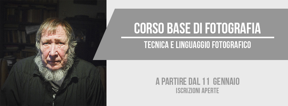 Corso base di fotografia (tecnica e linguaggio) Bari, Puglia