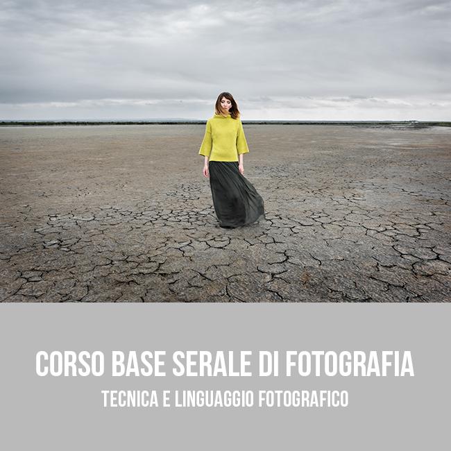 Corso base serale di Fotografia tecnica e linguaggio a Bari - Puglia