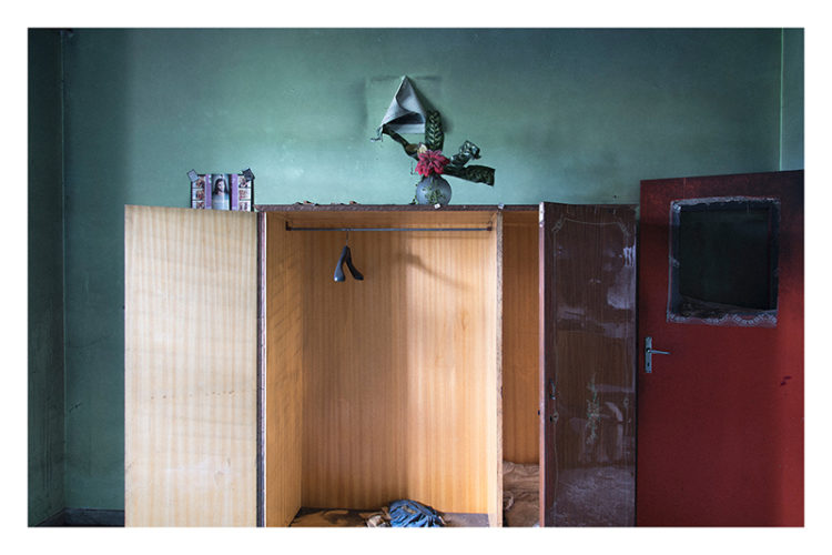 Clara Putignano - their first home