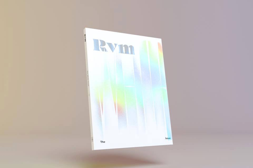 RVM Magazine - White Issue 25 maggio a Bari