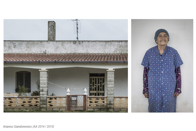 Arianna Giandomenico - Scuola di Fotografia F.project Bari