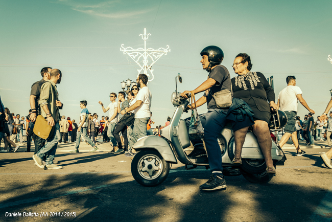 Daniele Ballotta - Scuola di Fotografia F.project Bari