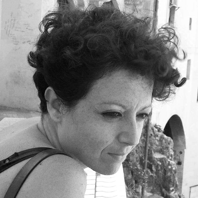 Michela Frontino - Docente Scuola di fotografia F.project
