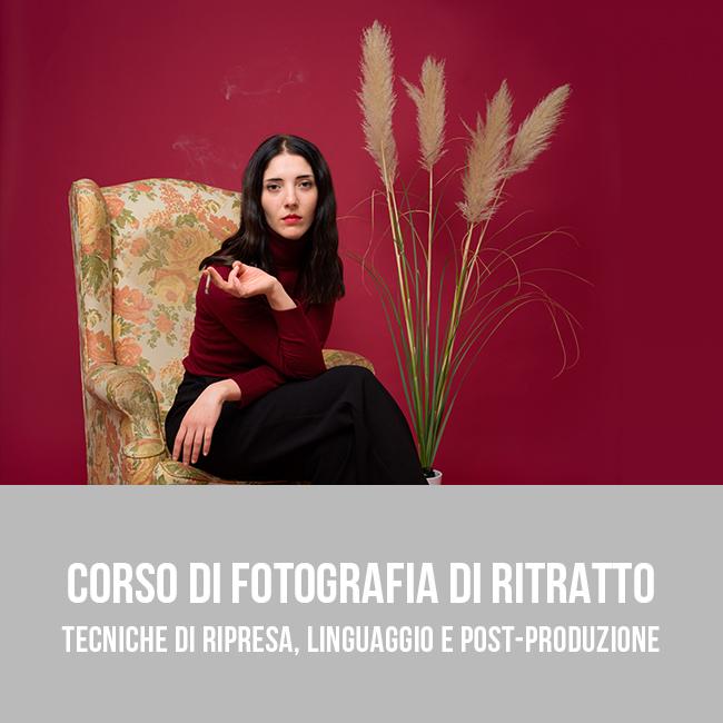 Corso di Fotografia di Ritratto a Bari - Puglia