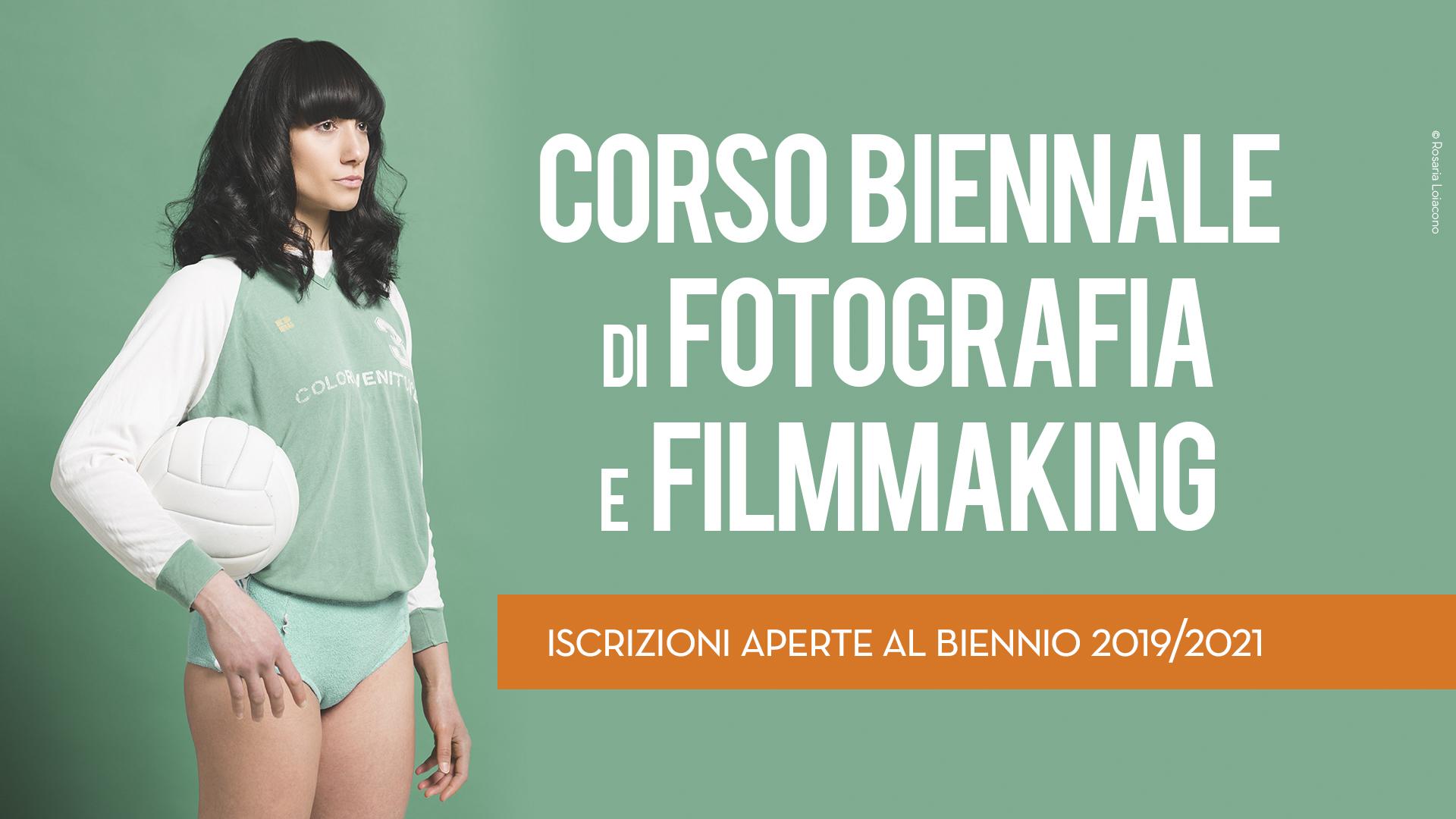 Corso biennale di fotografia e film-making a Bari, Puglia 2019 2020