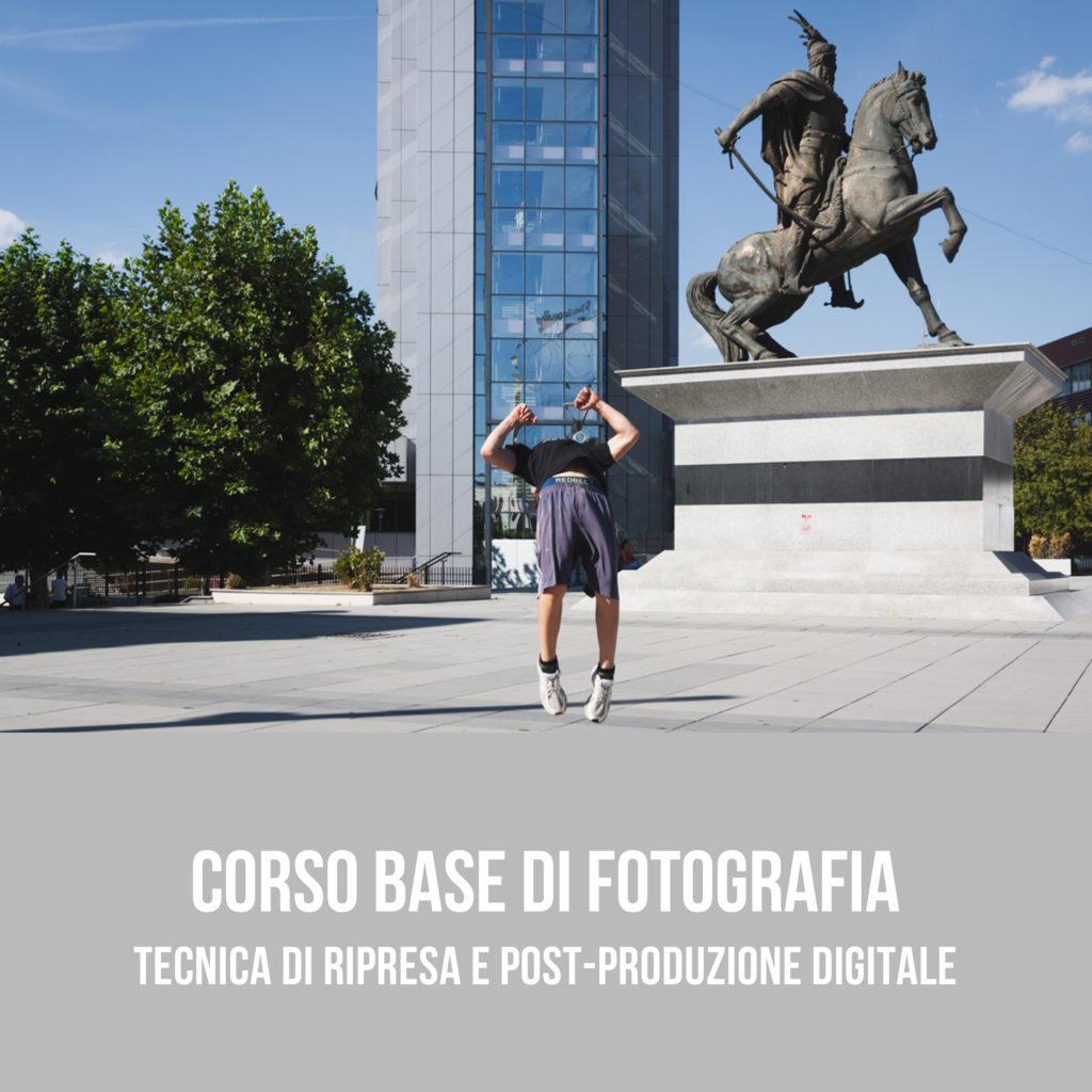 Corso base di fotografia a Bari - tecnica e post-produzione, Puglia 2019 © Donato Cosmo