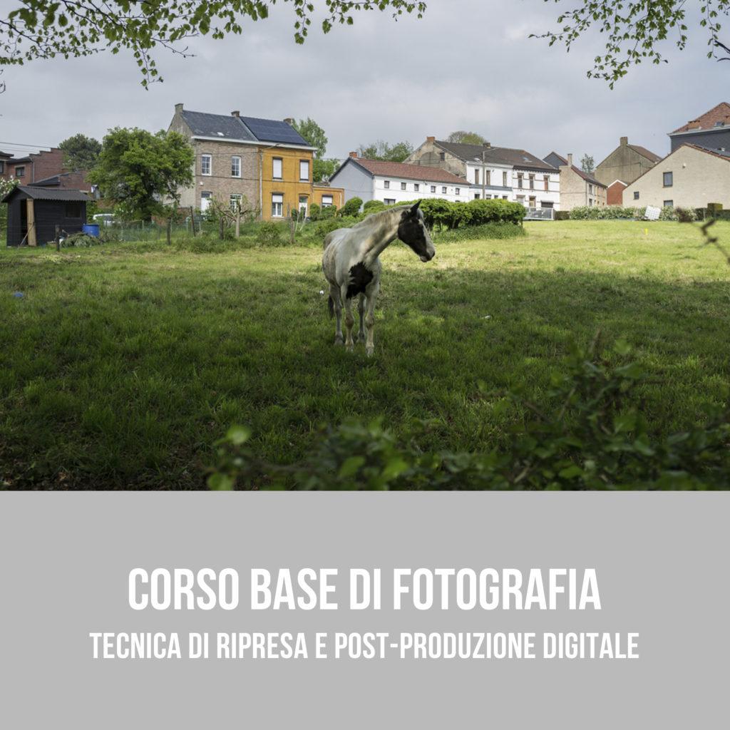 Corso base di fotografia e post-produzione Bari Puglia principianti