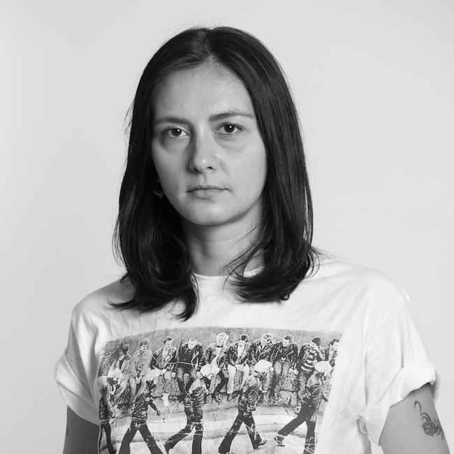 Maria Palmieri - Docenti di fotografia F.project