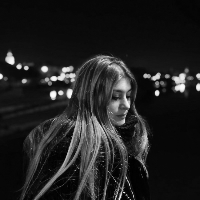 Viola Vagnozzi - Docenti di fotografia F.project
