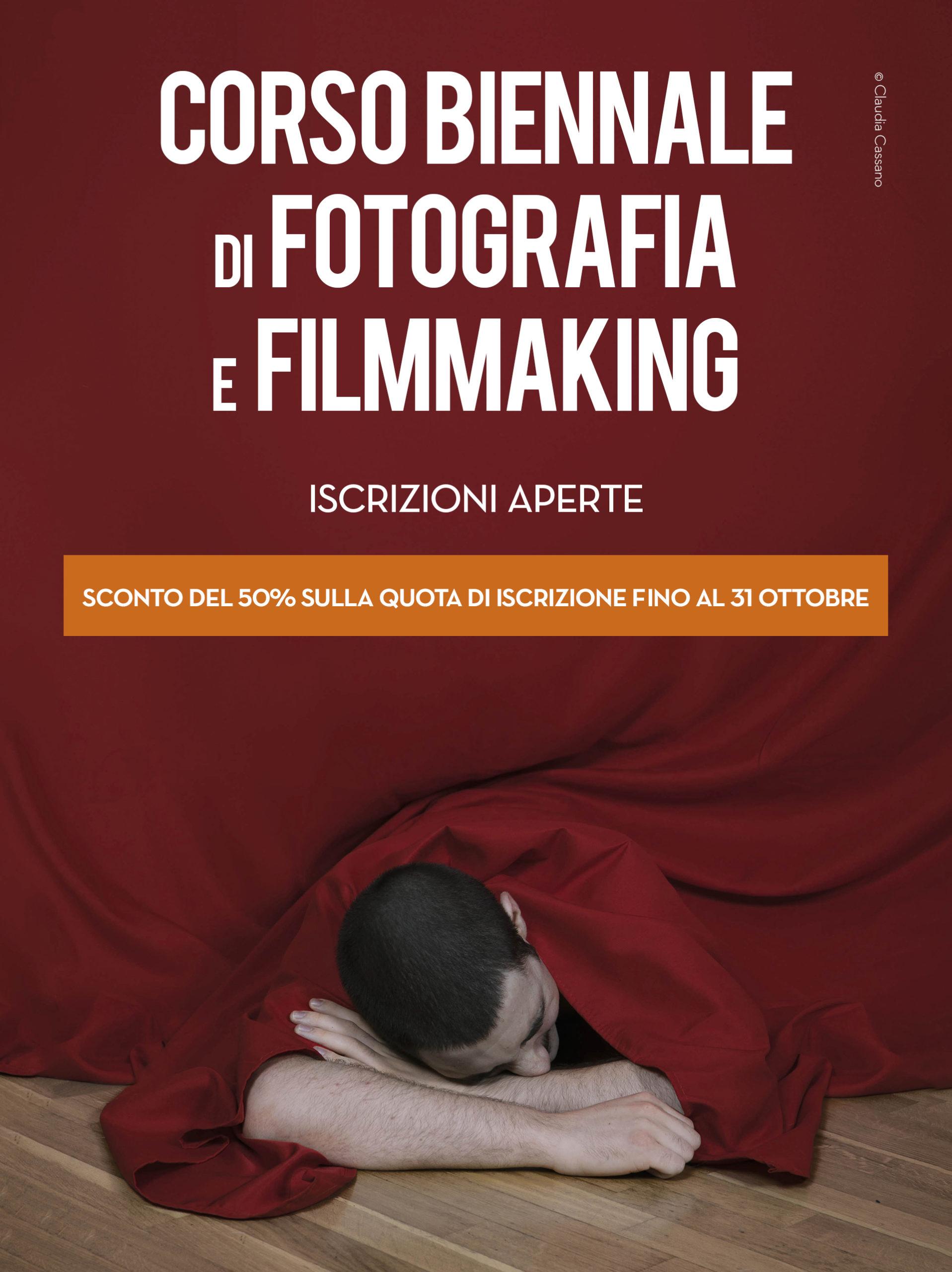 Corso annuale fotografia filmmaking a Bari, Puglia 2020