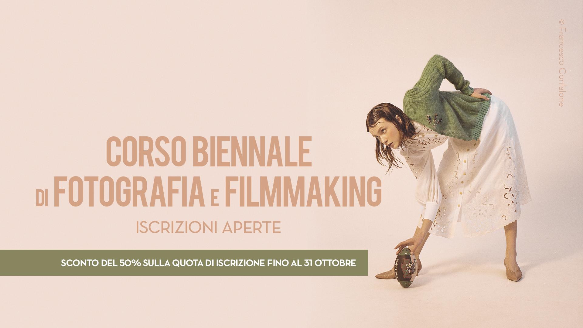 Corso biennale fotografia Bari F.project Puglia
